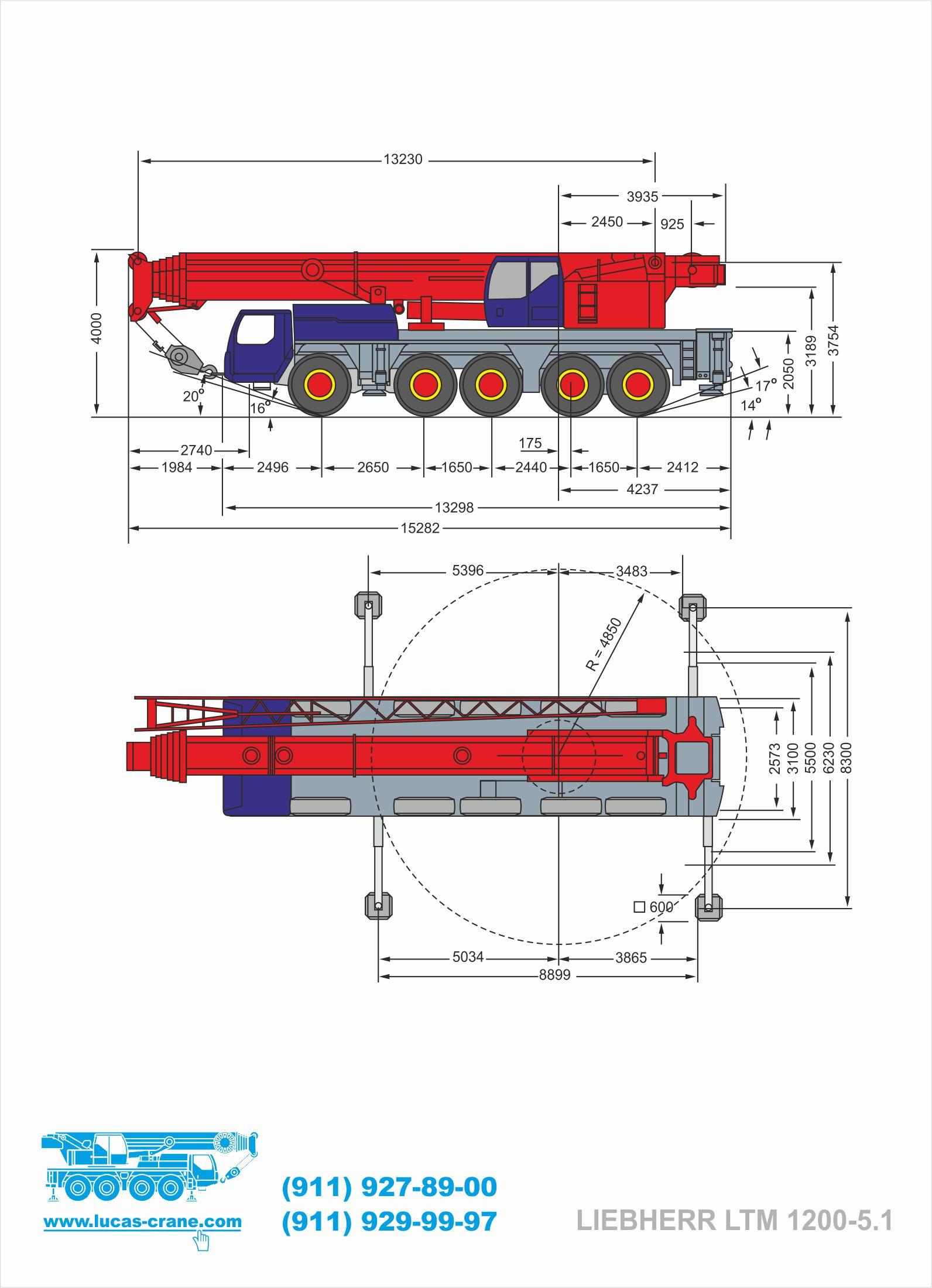 инструкция по эксплуатации крана liebherr ltm 1070 4 1